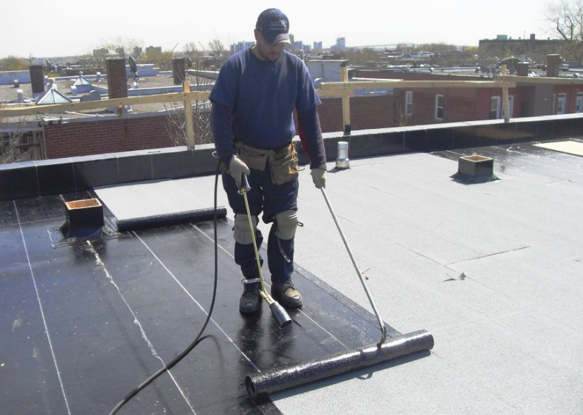 Asphalt, Flat & Rubber Roofing Contractors Wilmington